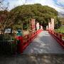 和気橋から茶臼山