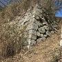 東郭の石垣