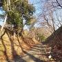 空堀◆二の丸西側