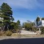 三ノ丸跡の芦城公園