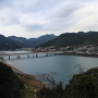 出丸と水の手、熊野川