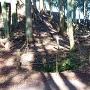 カンカン井戸と内堀