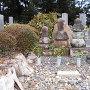 城主 山内氏三代の墓