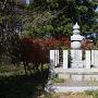 湯川氏供養塔