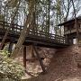 本丸櫓門と橋