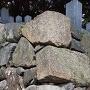 茨木神社石垣