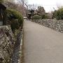 穴太積み石垣の道