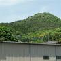 柄杓山城遠景