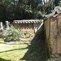 信光明寺 土塀