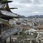 桂林寺からの城下