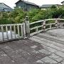 西益津小前にある二の堀の橋