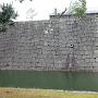 本丸石垣にある石樋