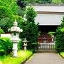 福伝寺山門(伝陣屋裏門)