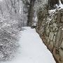 西櫓の石垣