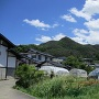 遠景(城館町跡から)