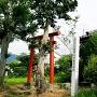 稲荷社(鬼門)
