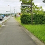 矢場・馬場跡(陣屋史跡公園入り口:南西側)