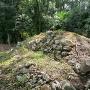 旧二条城の石垣