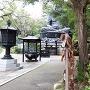 赤塚城二ノ丸あと石碑