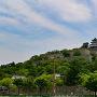 丸亀城全景(大手門側)