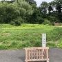 九戸城跡碑