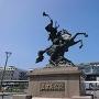 島津義弘公銅像
