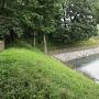 土塁と水堀