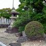 鳴海城址碑