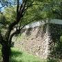 八坂神社の境内から
