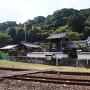 加太駅近くの神福寺