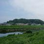 遠景(鶴見川小机大橋から)