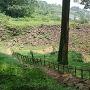 井戸曲輪の大石垣
