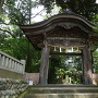 尾山神社東神門