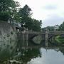 正門と二重橋