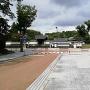 大手門からの弘道館