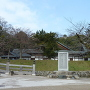 琵琶湖八景 彦根の古城