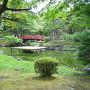 三の丸(芦城公園)の庭園