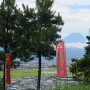 本丸からの富士
