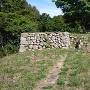 台所櫓の石垣