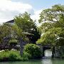 柳川城堀水門