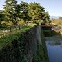茶壺櫓からの廊下橋