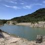 萩城跡と指月山