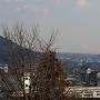 天守からの富士山