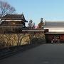 南櫓・東虎口櫓門・北櫓