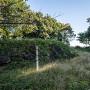 二の丸枡形虎口の石垣