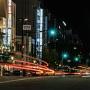 姫路駅前より、夜景
