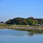 栗橋城 遠景