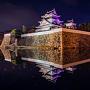 夜中紫水鏡