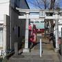 神田屋敷 稲荷神社