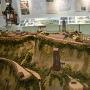 志布志城復元模型(本丸周辺)